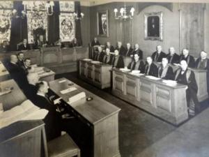 1927 Council Meeting