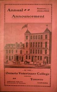 Prospectus 1902-1903