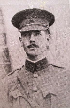 World War I Lt Vincent Fox