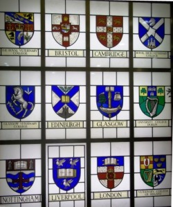 Display of Coat of Arms