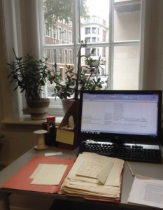 Archivist's Desk at RCVS Knowledge